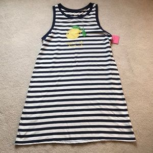 Kate Spade lemon dress